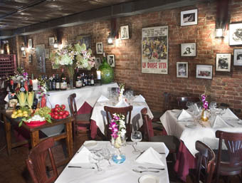 Trattoria Belvedere - GREAT RESTAURANTS OF NEW YORK CITY