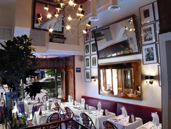 Bistro Du Nord - GREAT RESTAURANTS OF NEW YORK CITY