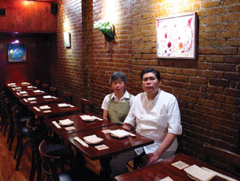 Donguri - GREAT RESTAURANTS OF NEW YORK CITY