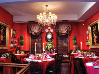 King's Carriage House: See the menu, the review, restaurant hours, location, and more.