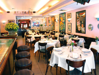 Great Restaurants Of New York City Magazine