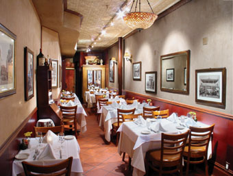 Rughetta Ristorante: See the menu, the review, restaurant hours, location, and more.